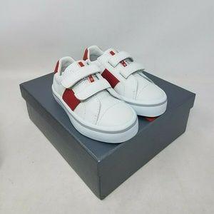 Prada Vitello Plume Baby Shoes Kids Size EUR 23